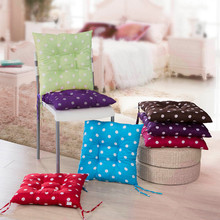 Polka Dot Chair Pads Cushion