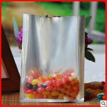 Aluminum Foil Bags One Side Transparent Size 140x200 Vacuum Packaging Bags Food Grade(China (Mainland))