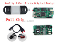 Newest support multi-languange Renault Can Chip  As Original Design with full chip Auto Diagnostic interface