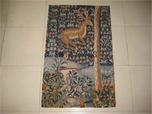 2014 New Hot Sale Wall Hanging Tapestry Pure Wool Handmade French Gobelins Weave Tapestry 95cmx149cm 3.1'x 4.9' Gc19tap9(China (Mainland))