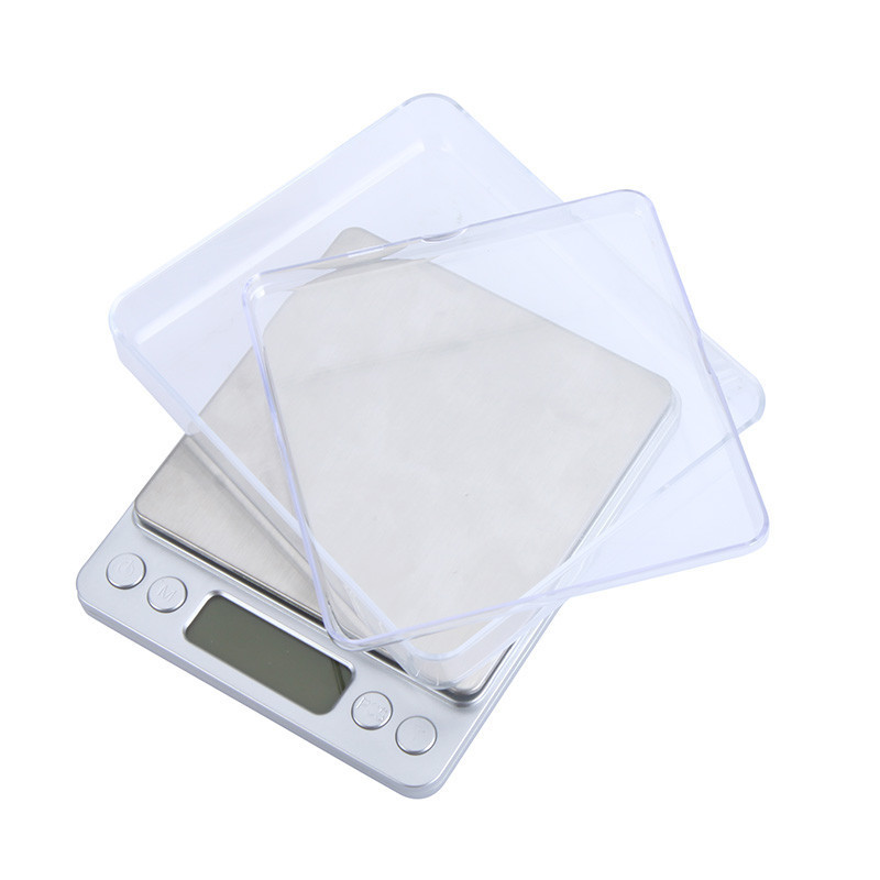 Freeshipping 300g/0.01g Digital Platform Jewelry Scale Weighing Balance with Two Trays Counting Function g/ct/dwt/ozt/oz/gn(China (Mainland))