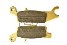 Buy Brake Pads YAMAHA ATV ATV YFM 700 Grizzly FGX/FGY/FGZ/FGA/FGB/FGD/E 08-14 09 10 11 12 13 Rear, Left OEM New ZPMOTO for $15.19 in AliExpress store