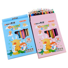 Buy Packed 36 color pencil Barrel pupils to study painting coloring supplies for Secret Garden cartoon creative pencil for $3.33 in AliExpress store