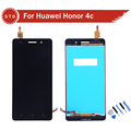 AAA Quality For Huawei Honor 4C LCD Display with Touch Screen Digitizer Assembly tools Free shipping