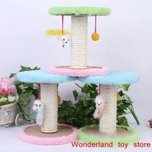 Little Cat Plaything Fake Mouse Little Mouse Cat Scratching Toy Mouse Simulated Cats Pet Toy Crawling Boards Cat Scratching Post(China (Mainland))