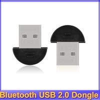 1pcs Mini USB 2.0 Bluetooth V2.0 EDR Dongle Wireless Adapter wholesale