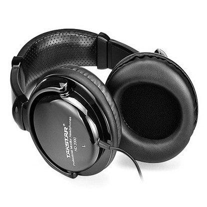 HOT Original Takstar HD2000 Studio Monitor Headset Over the Headphones Mixing Record DJ Headphone ecouteur auriculares(China (Mainland))