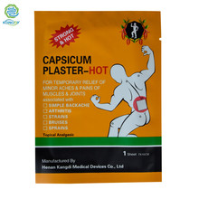 Health Care 20Pcs Neck Pain Patch for Relieving Sore Muscles 7x10cm Medical Chinese Plaster Same as Salonpas Body Pain Reliever