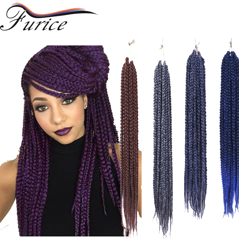 Quality Crochet Hair : Braids Synthetic Hair Extensions Braids Color Quality Crochet Braids ...