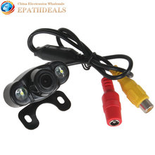 E400 480TV Lines Waterproof & High Sensitivity 120 degrees Color CMOS Rear View Camera(China (Mainland))