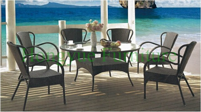 Rattan dining set furniture for home kitchen<br><br>Aliexpress