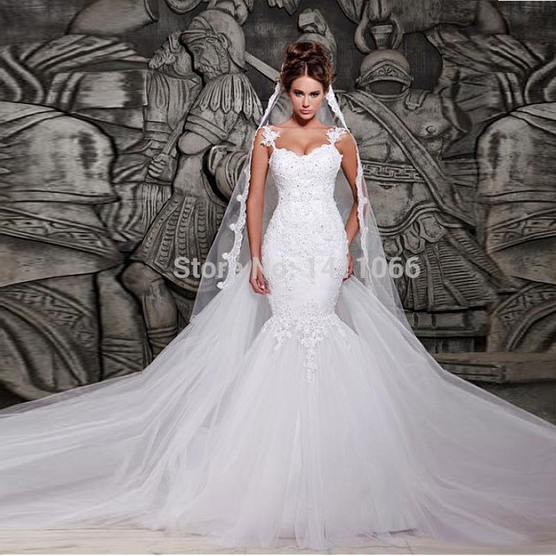 New arrival ivory organza mermaid sweetheart super plus for Super plus size wedding dresses