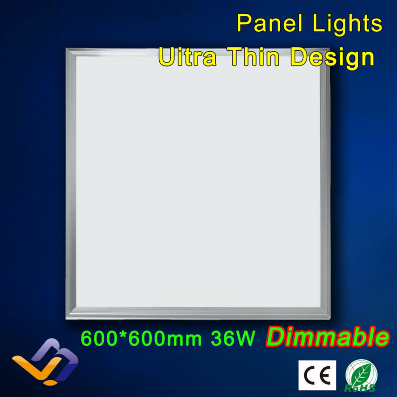 LED Panel Light,dimmable panel, SMD3014 36W 600X600 LED Panel Light CE RoHS certification Hot selling,3Years warrantly