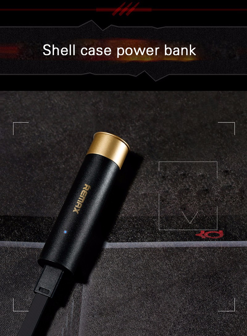 Mini Power Bank 2500mAh Battery Portable (2)