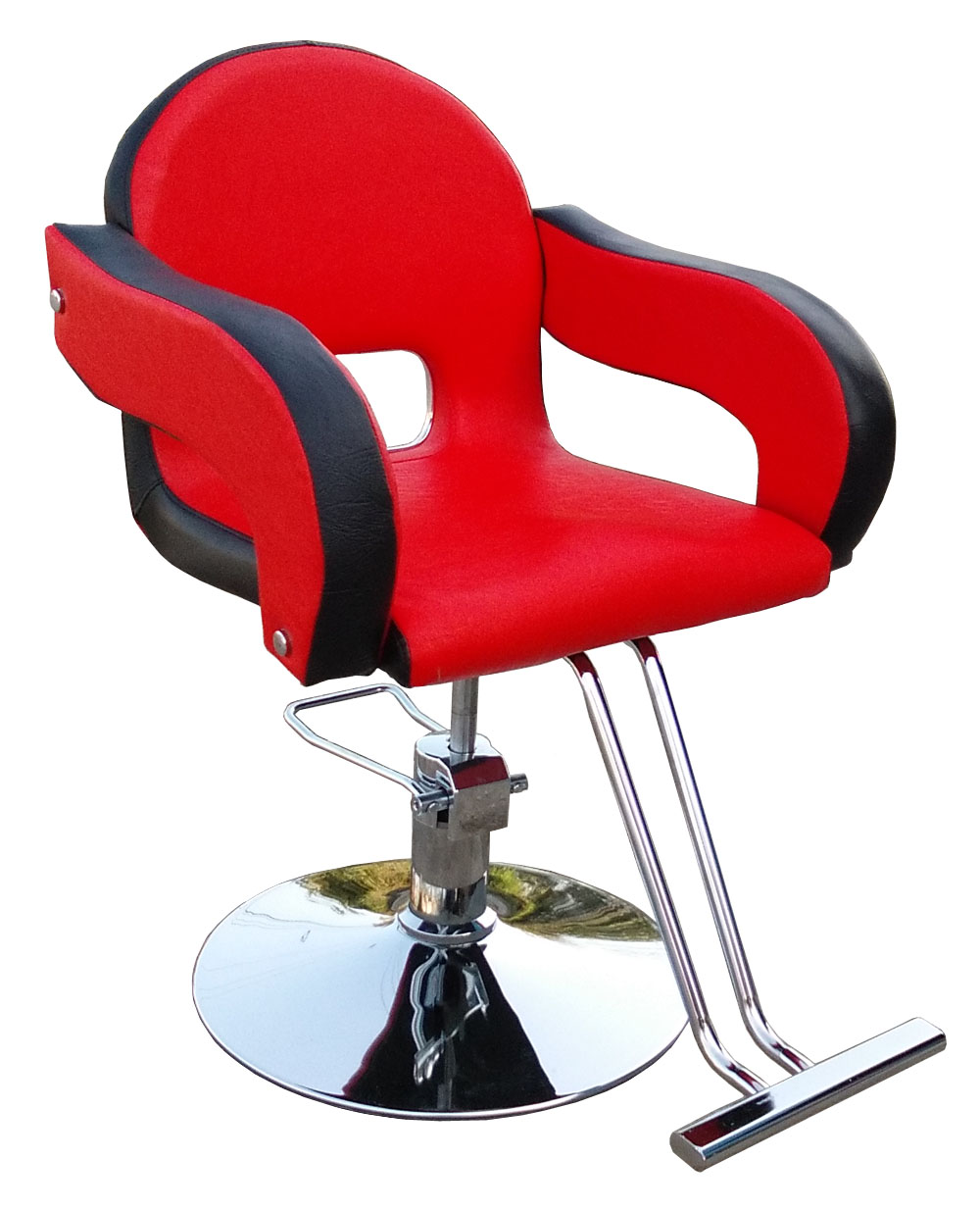 Hair salons fashion hair salon chair cutting beauty care for Hydraulic chairs beauty salon