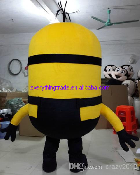 Cartoon Characters Yellow And Black Striped Shirts : Hot selling cartoon character adult yellow and black