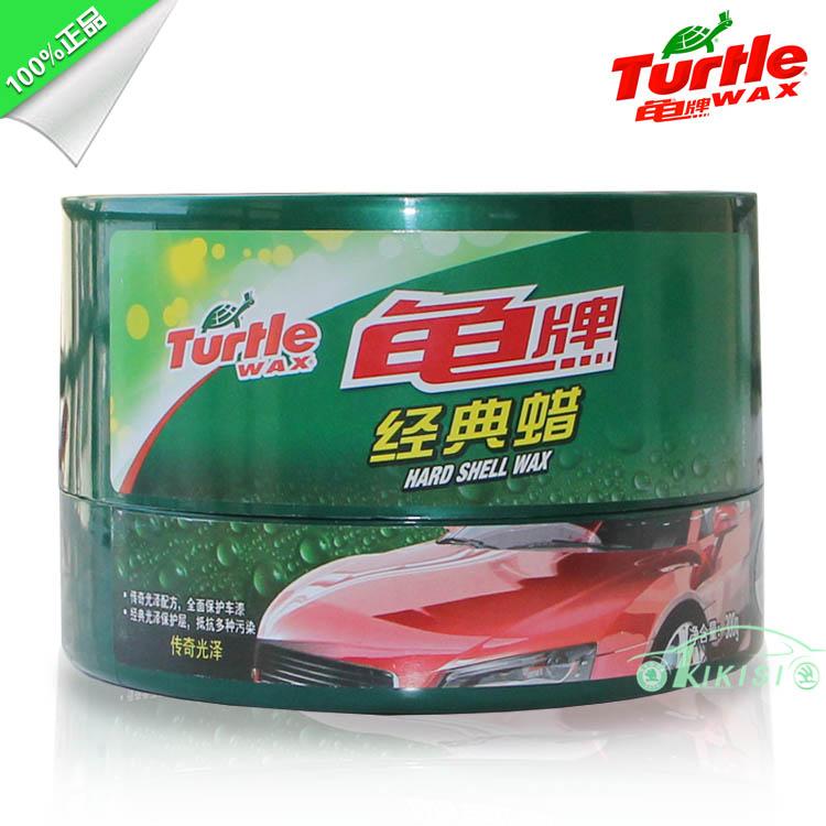 Genuine brand new turtle wax recipe classic waterproof upgrade decontamination polishing wax conservation wax G-801<br><br>Aliexpress