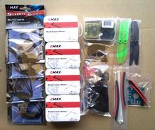 ZMR250/QAV250 FPV drones Quadcopter kit frame 100% Original EMAX MT2204 motor+Simonk 12A Esc+cc3d
