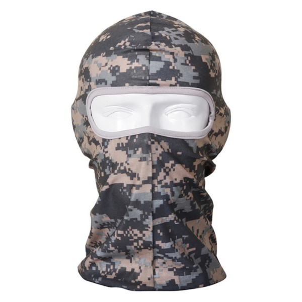Hot Unisex Summer Sun Cycling Polyester Balaclava Ultra UV Protection Face Mask YP4(China (Mainland))