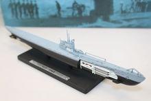 Metal Diecast toy car ATLAS 1/350 WWII Soviet Navy Submarine S-13 1945 Military(China (Mainland))