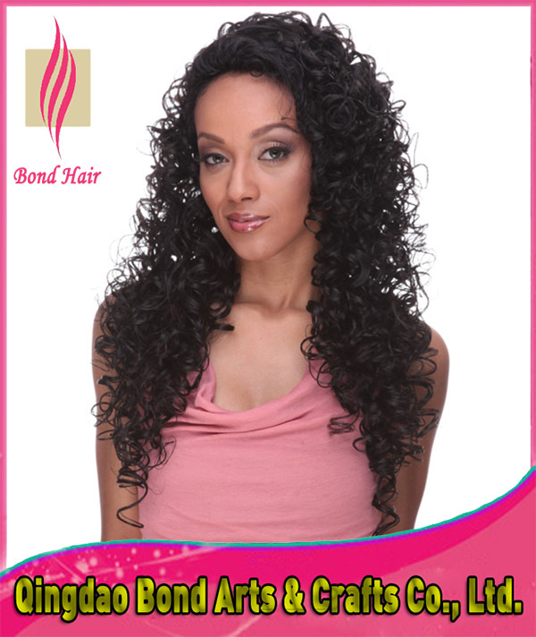 Wholesale price 12~30 Curly Full lace wig Indian curly lace front wig curly lace front wig with baby<br>