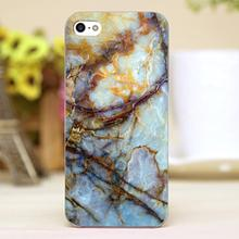 Marble Design Customized transparent case cover cell mobile phone cases for Apple iphone 6 6plus hard shell