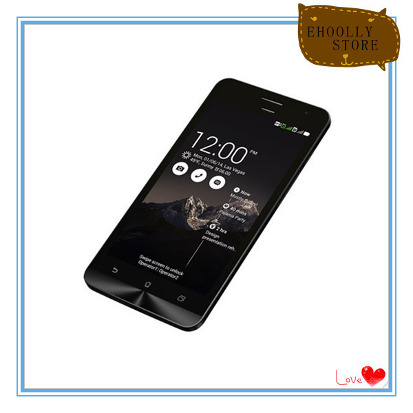 "5.0"" Original Phone for Asus Zenfone5 Dual Core Cellphone Android 4.4 camera 8.0MP Free shipping(China (Mainland))"