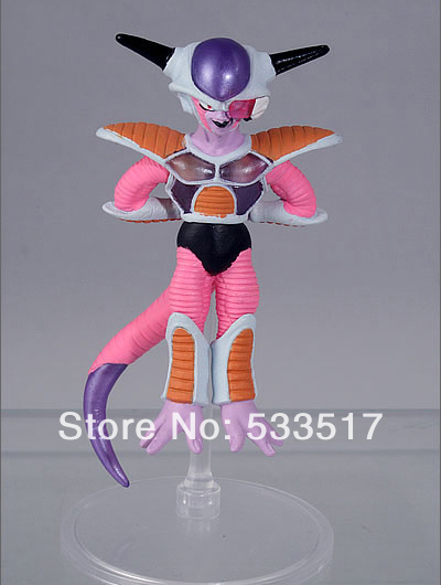 Japan Anime ( Original BANDAI ) Dragonball Dragon Ball Z/Kai Gashapon Dolls Toys HG Action Figure SP-3 Frieza/Freeza (1st Form) - Pretty Angel store