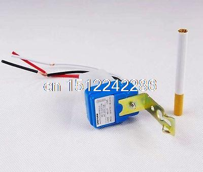 10A 220V Street Road Light Auto Operated Control Switch Freeship(China (Mainland))