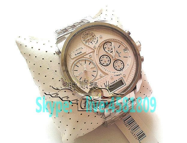 xmas gift watch Men's Quartz Watch DZ7194S stainless steel Wristwatches+original box+logo - Mark Tan store