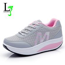 Women Shoes Fashion 2015 Autumn Breathable Shoes Comfortable Boots Brand Sport Women Shoes