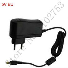 220v wall mount eu Adapter 2a free shipping 100% new certified 10pcs ac/dc 5v supply charger switching transformer converter(China (Mainland))