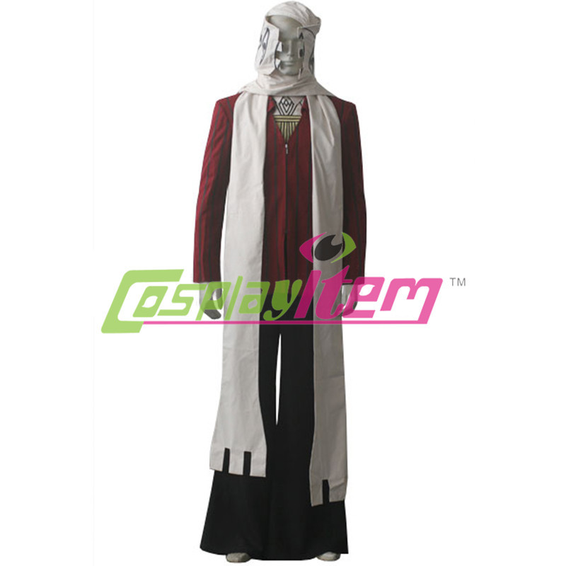 Customized movie Soul Eater cosplay Asura The Kishin Cosplay Costume for adults(China (Mainland))