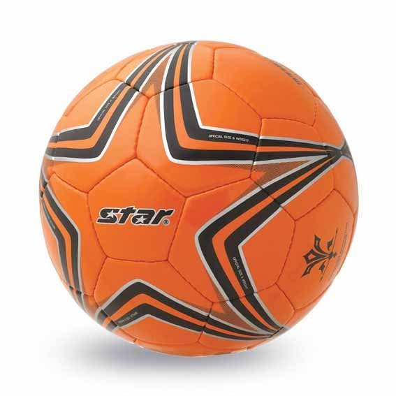Free shipping! High quality Official Practice use Star Soccer Ball/Football Size 5 SB6305-11 EAGLE