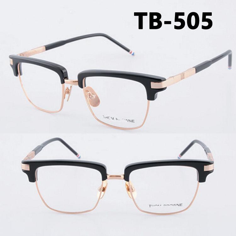 Designer Glasses Frames New York : 2016 TB505 eyewear New York Brand Designer Eyeglasses ...