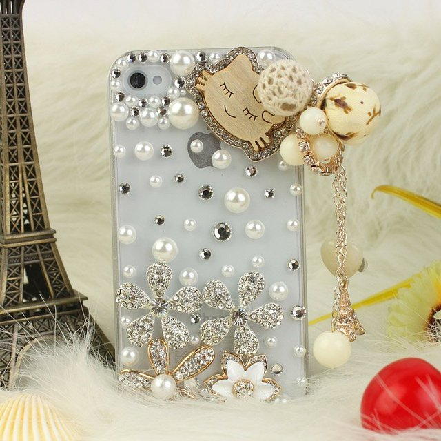 Promotion Luxury Diamond Korean style case for iphone 5, Korean style luxury case for iphone 5,Free Shipping!