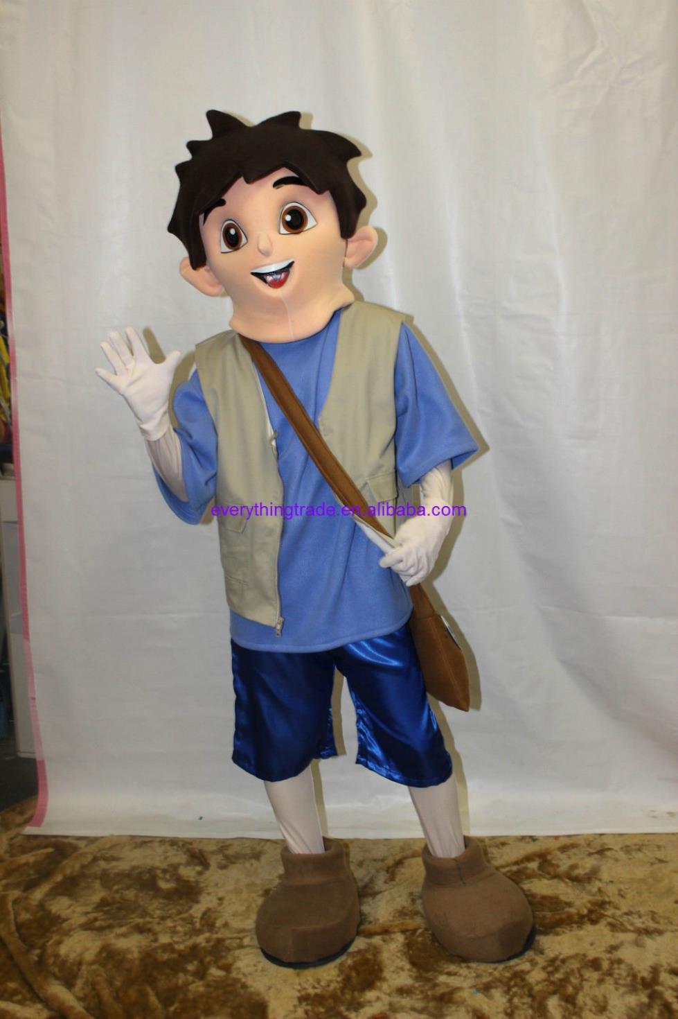 Diego personnage de dessin anim promotion achetez des - Diego l explorateur ...