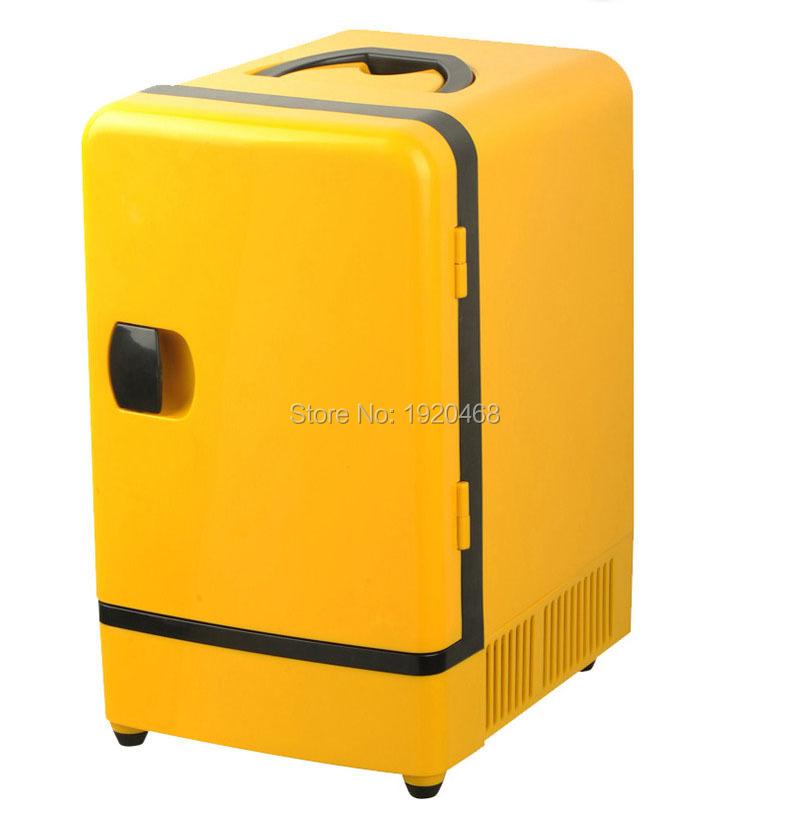 2015 high quality 7l car refrigerator home mini refrigerator vertical micro refrigerator Refrigeration and heating cooler box(China (Mainland))