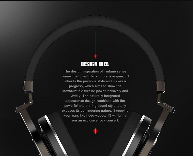 ถูก B luedio T3บลูทูธbt4.1สเตอริโอบลูทูธหูฟังไร้สายหูฟังสำหรับโทรศัพท์มือถือหูฟังเพลง