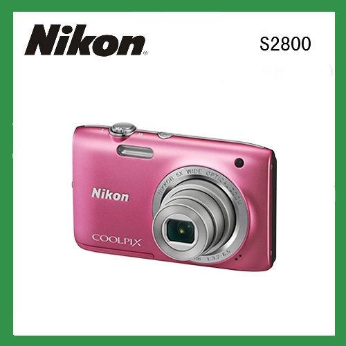 Nikon S2800 720P Digital Camera HD Automation CCD 5152*3864 Camera(China (Mainland))