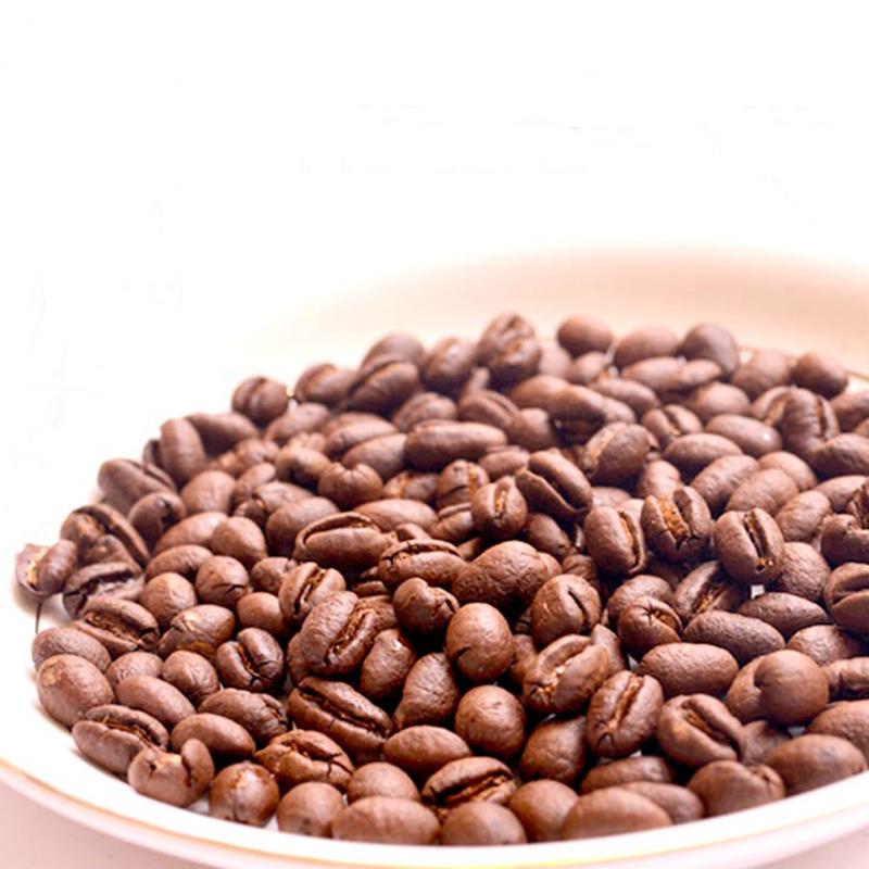 JinQing Collectibles than Blue Mountain Rare Yunnan Baoshan Iron Pickup Moderate Baking Cooked Black Coffee Round