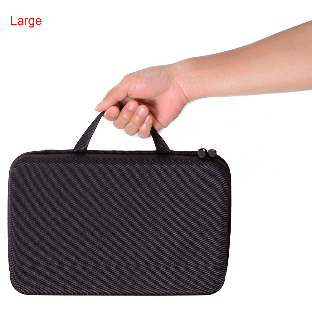 Go pro Large Size New Travel Storage Collection Bag Case for GoPro Hero 4/3+/3/2 SJ4000/SJ5000 Action Camera Accessories(China (Mainland))