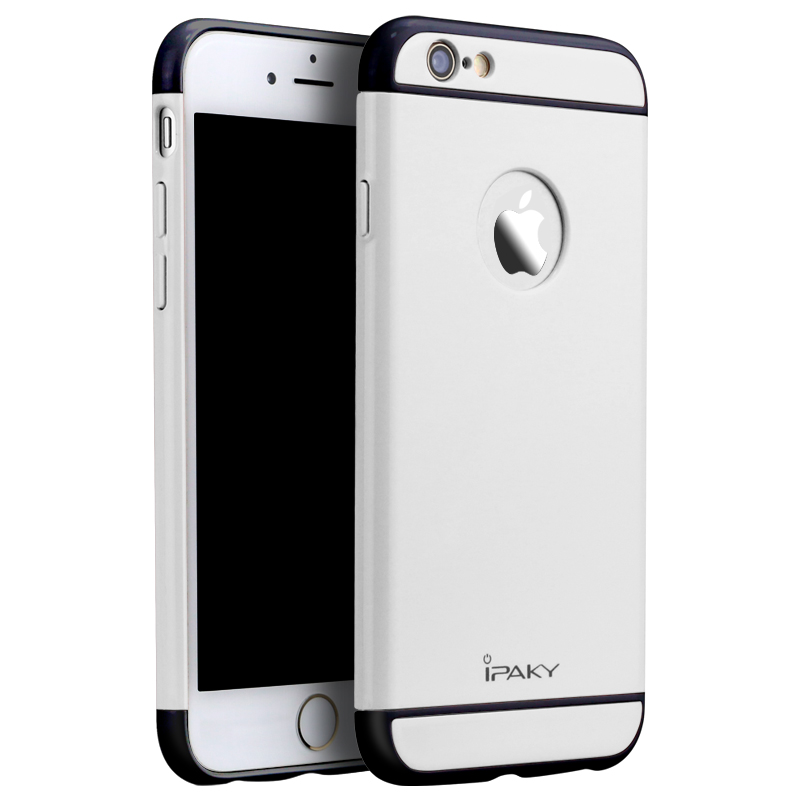 2016 100% original ipaky brand 3 IN 1 design classic case for iphone 6 plus for iphone 6s plus cover china coated processing(China (Mainland))