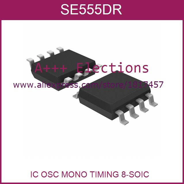 SE555DR 555 SE555 8-SOIC 50pcs Hot Sell Integrated Circuits Original(China (Mainland))