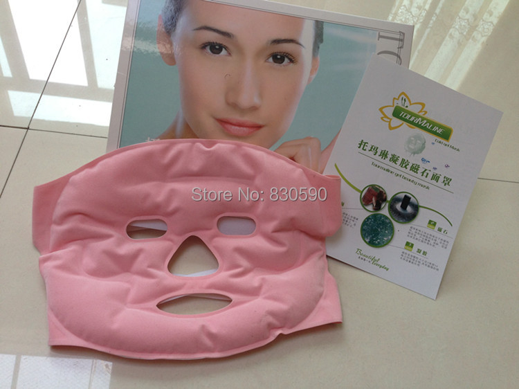 Tourmaline magnet therapy beauty care face eye mask - TOP Fashion & Beauty Co., Ltd store
