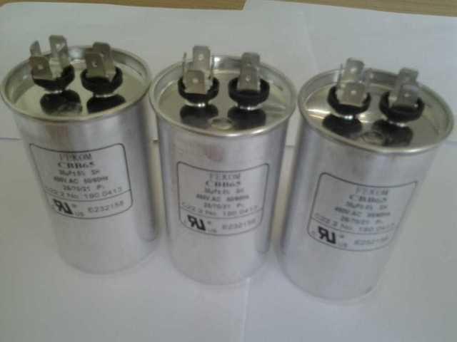 FEKOM CBB65 Start capacitor 25uF 450V