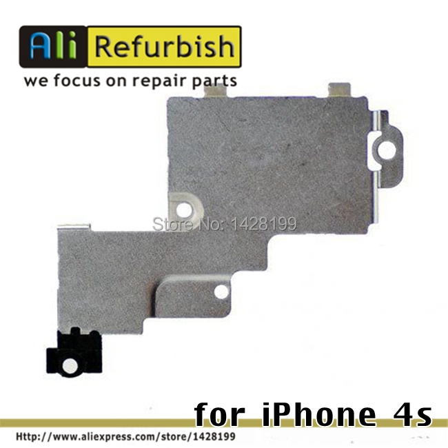 5 sets Original for iPhone 4S charging dock & battery cable & WIFI antenna cover EMI Shield(China (Mainland))