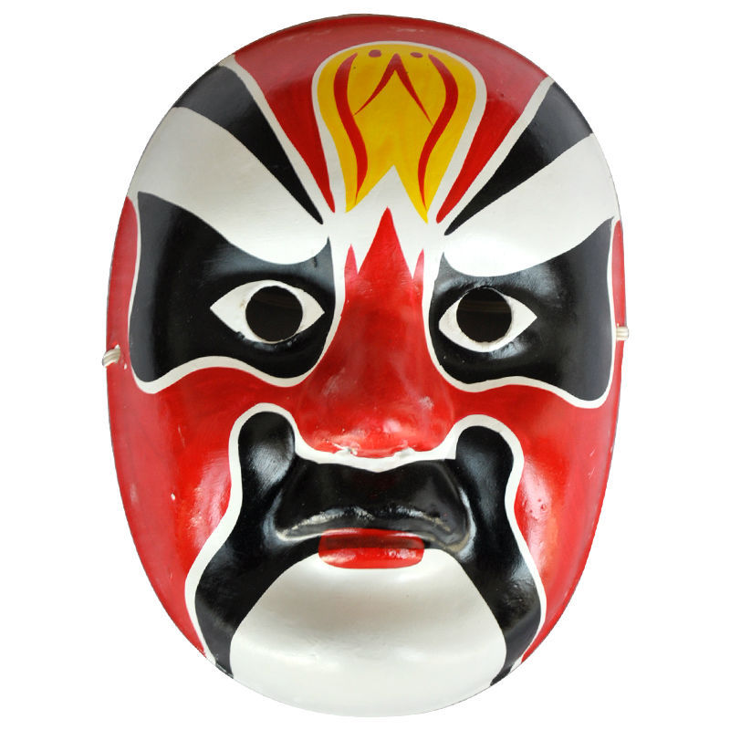 chinese masks essay The history of chinese masks and types these celebratory masks represent some of the finest craftsmanship in the world and are greatly desired by artists.