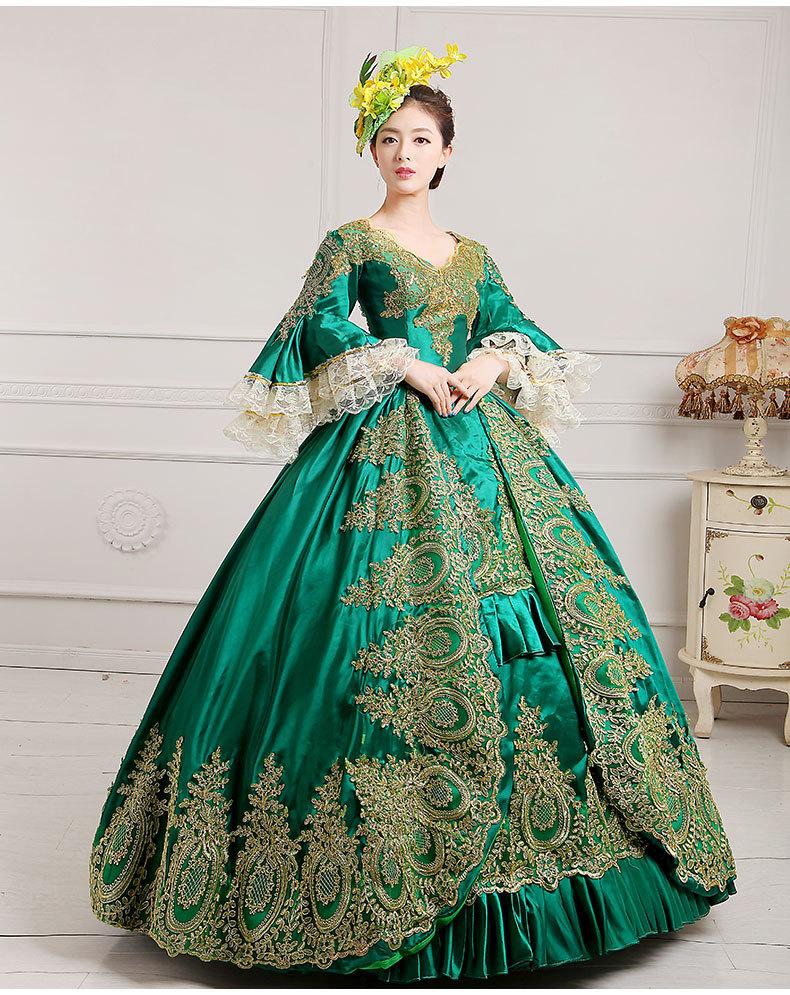 Renaissance dress plus size