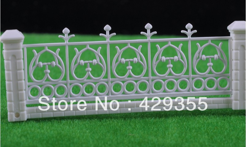 1:100  Architectural scale Sand table model material model fence guardrail railing  DIY modelling<br><br>Aliexpress